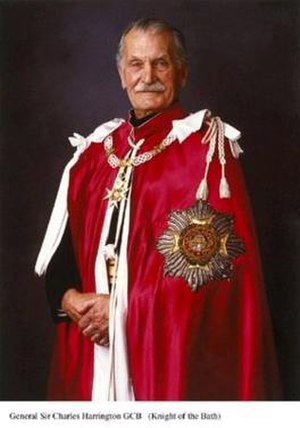 Charles Harington (British Army officer, born 1910) - Image: Charles Harington