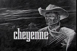 Cheyenne (TV series) - Title screen