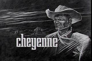 <i>Cheyenne</i> (TV series) TV program