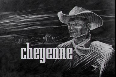 Cheyenne Title Screen
