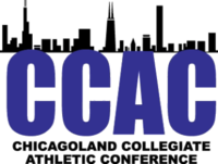 Chicagoland Collegiate Athletic Conference logo
