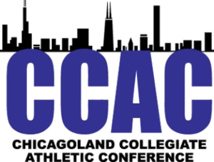 Chicagoland Collegiate Athletic Conference - Image: Chicagoland Collegiate Athletic Conference logo