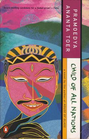 Child of All Nations - Book cover