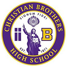 Christian Brothers High School (Memphis) logo.jpg