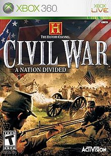 The History Channel: Civil War – A Nation Divided