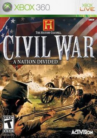 The History Channel: Civil War – A Nation Divided - The History Channel: Civil War – A Nation Divided