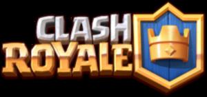 Clash Royale - Image: Clash Royale game logo