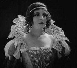 Claude Mérelle - Claude Mérelle in a still from the 1921 film serial Les Trois Mousquetaires.