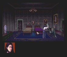 [Análise Retro Game] - Clock Tower The First Fear - SNES/PS1/WS 220px-Clock_Tower_%281995_video_game_-_screenshot%29