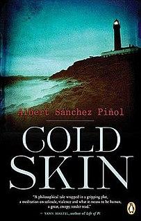 <i>Cold Skin</i> (novel) book