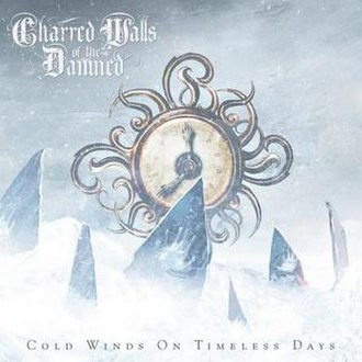 Charred Walls of the Damned - Image: Cold Winds on Timeless Days cover