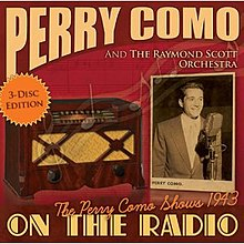 Como-On the Radio 1943 cover