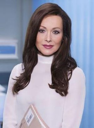 Connie Beauchamp - Amanda Mealing as Connie Beauchamp
