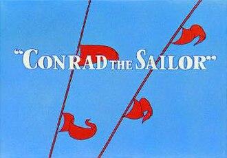 Conrad the Sailor - title card