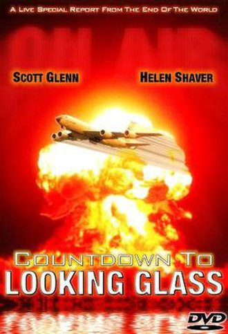 Countdown to Looking Glass - Image: Countdown to Looking Glass Cover