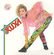 cds do xou da xuxa