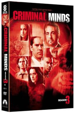 Criminal Minds DVD cover, season three.jpg