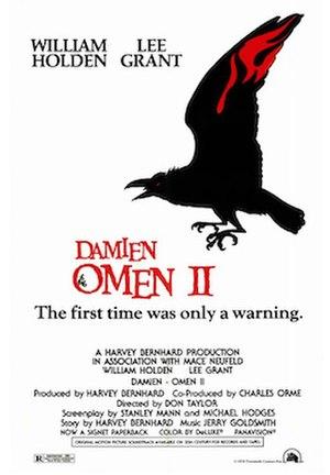 Damien: Omen II - Theatrical release poster