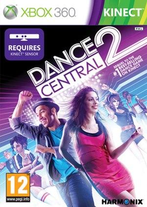 Dance Central 2 - Image: Dance Central 2