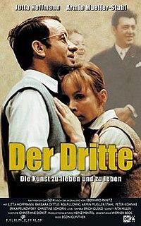 <i>Her Third</i> 1972 film by Egon Günther
