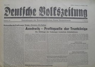 <i>Deutsche Volkszeitung</i> (1945)