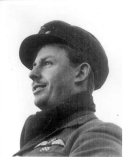 Richard Haine RAF pilot and officer