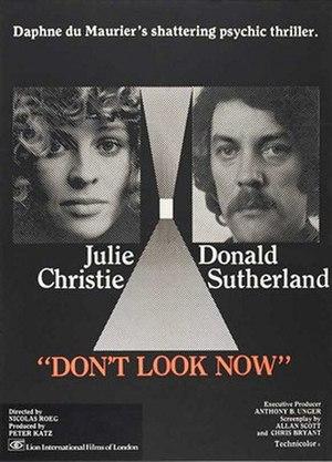 Don't Look Now - Original film poster