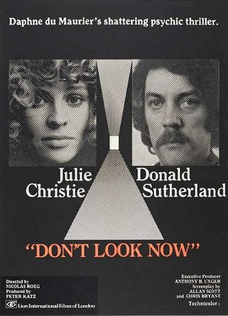 Don't Look Now - Original film poster