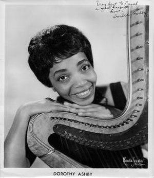 Dorothy Ashby - Image: Dorothy Ashby + Autograph