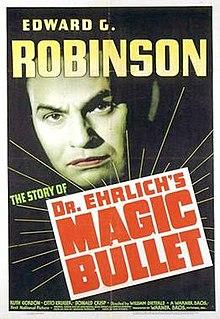 <i>Dr. Ehrlichs Magic Bullet</i> 1940 film by William Dieterle