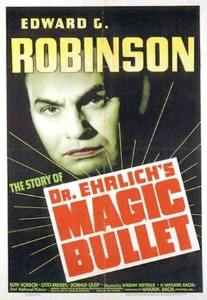 Dr. Ehrlich's Magic Bullet movie