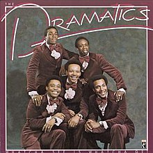 Dramatics - Whatcha See Is Whatcha Get album cover.jpg