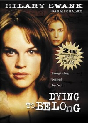 Dying to Belong - DVD cover