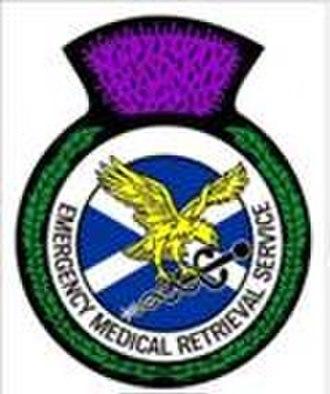 Emergency Medical Retrieval Service - Image: EMR Slogo