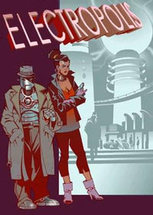 Dean Motter - Image: Electropolis graphic novel cover art