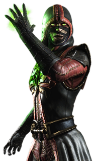 Ermac Fictional character in the Mortal Kombat fighting game franchise