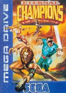 <i>Eternal Champions</i> 1993 video game