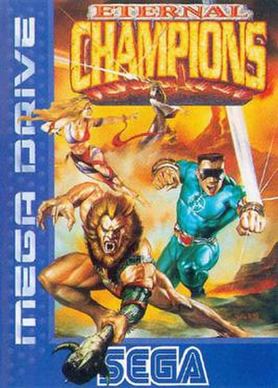 Picture of a game: Eternal Champions