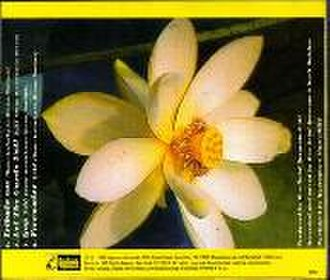 Enlarged to Show Detail - Cover of Bonus CD EP