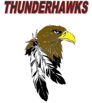 Fort Frances Thunderhawks - Image: FF Thunderhawks