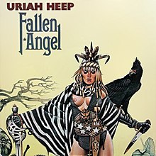 Fallen Angel (Uriah Heep album - cover art).jpg