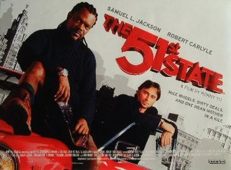 The 51st State - Theatrical release poster