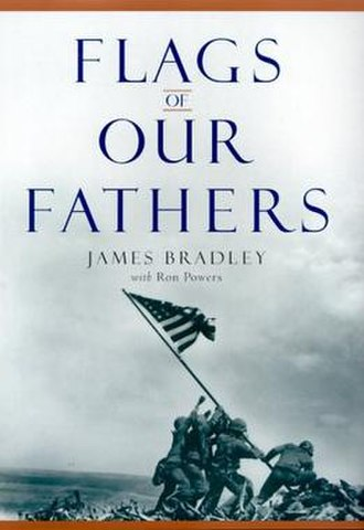Flags of Our Fathers - First edition cover