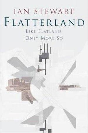 Flatterland - UK bookcover
