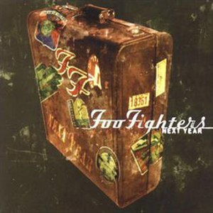 Next Year - Image: Foo Fighters Next Year CD1