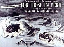 For Those In Peril 1944 Film Wikipedia