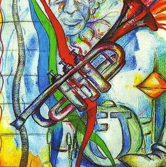 Funk Trek - Image: Funk Trek Voyager