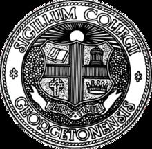 Georgetown College seal.png