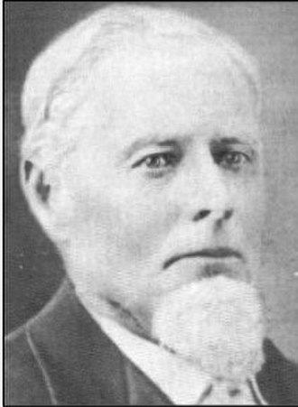 Gillum Baley - Baley circa 1885
