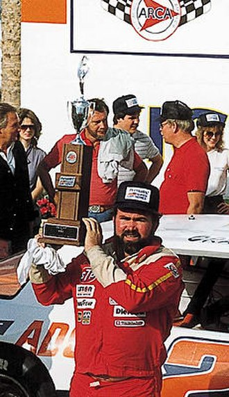 Grant Adcox - Image: Grant Adcox with a trophy